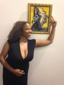 """Lisa Nicole Carson (""""Ally McBeal"""") – will play Ricky Bell's mother Mae Bell."""